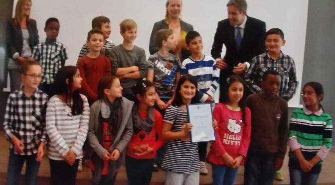 """""""Beste Ganztagsschule"""" – Wir gewinnen 2. Platz"""