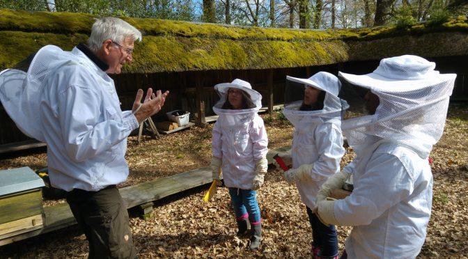 Klassenreise der 4a: Auf dem Schulbauernhof Wilsede